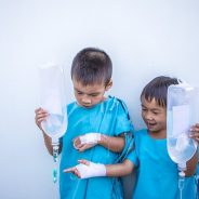 Treating Retinoblastoma at Pediatric Cancer Centers
